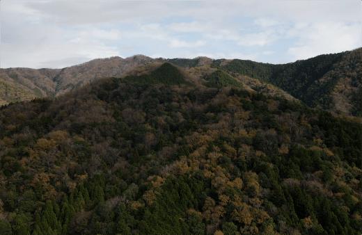 2020年11月28日 京都 空撮