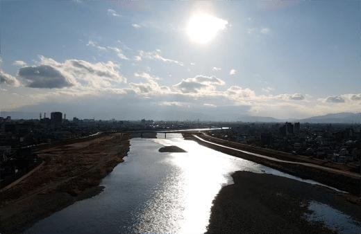 2021年2月8日 岐阜 空撮